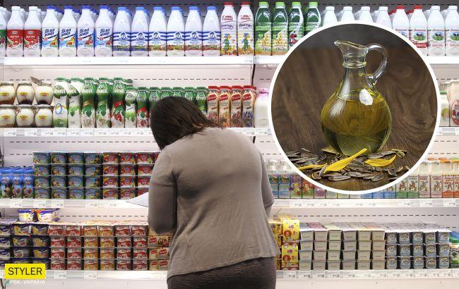 """""""Золотое"""" подсолнечное масло: сколько стоит продукт и будет ли дорожать дальше"""