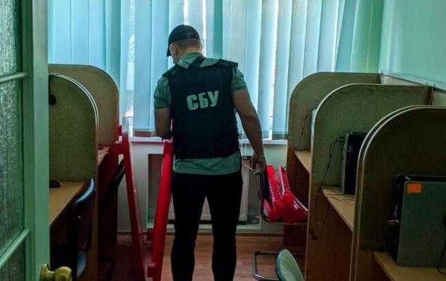 Збирали дані українців. СБУ блокувала call-центри, які працювали на РФ