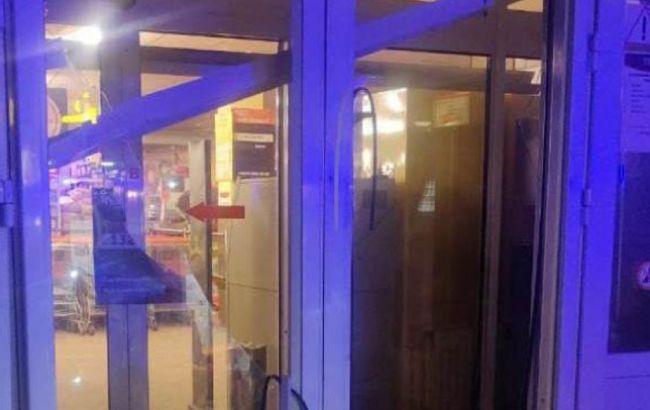 У Харкові стався вибух в супермаркеті