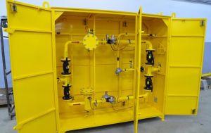 """Специалисты """"Сумыгаза"""" провели замену 40 шкафных газорегуляторных пунктов области"""