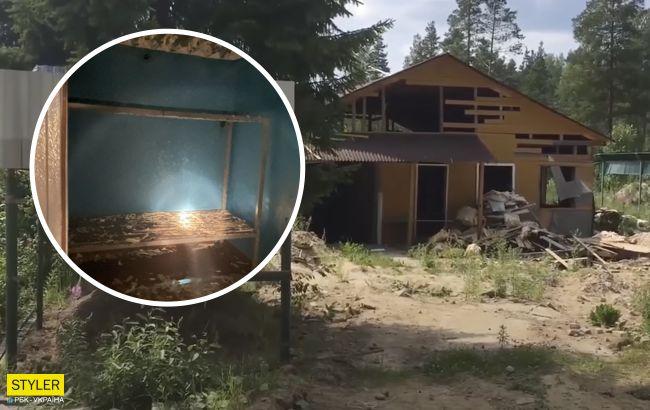 Частная тюрьма Эскобара: в РФ обнаружили секретный объект с камерами и крематорием