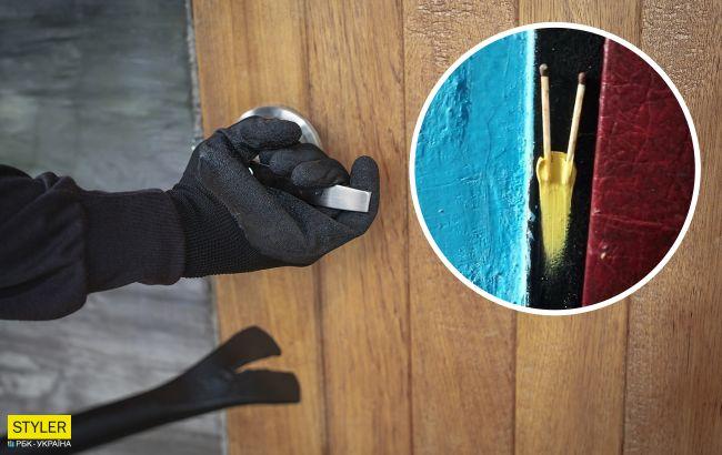 У Києві грабіжники залишають мітки на дверях квартир: експерт розповів, як діяти (відео)