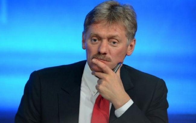 В Кремле заявили об отсутствии подвижек в подготовке встречи Путина и Зеленского