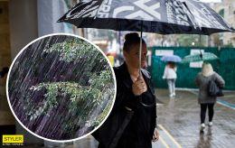 """В Україну йдуть затяжні дощі, а початок серпня готує """"сюрприз"""""""