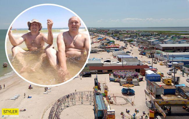 """""""Если что-то не нравится, то езжайте домой"""": мужчина рассказал об ужасном отдыхе на украинском курорте (видео)"""