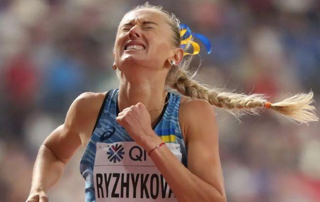 Две украинские легкоатлетки вышли в полуфинал Олимпиады в Токио