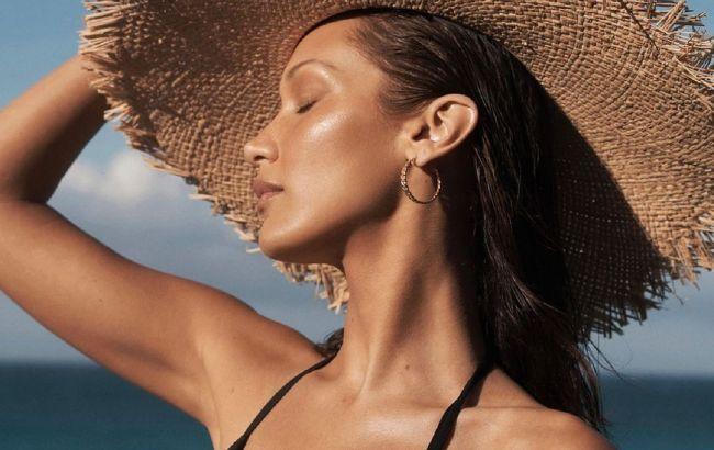 Пляжная романтика: Белла Хадид показала фото с отдыха со своим бойфрендом