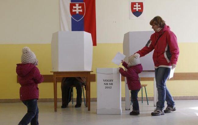 Екзит-поли: на виборах у Словаччині перемагають соціал-демократи