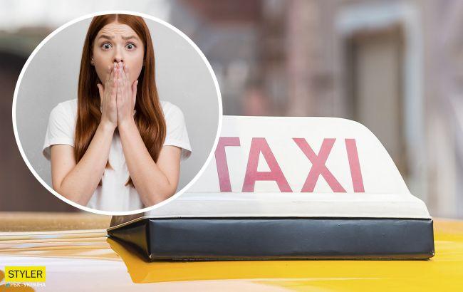 В Киеве таксист Uber прокатил ребенка в багажнике: в сеть попало видео