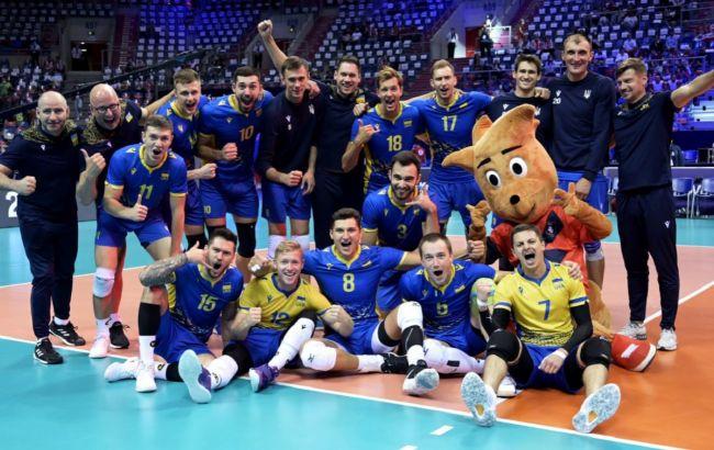 Украина обыграла Бельгию на ЧЕ по волейболу и вышла в 1/8 финала