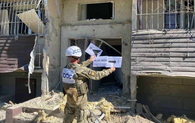 Боевики обстреляли село Кряковка на Донбассе: в штабе ООС показали последствия