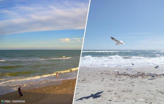 Пляжный сезон продолжается: как долго сохранится солнечная летняя погода на курортах Азовского моря