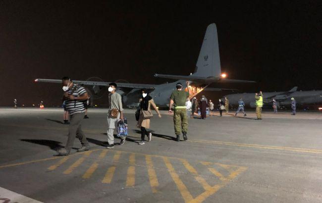 Австрия отказалась принимать афганских беженцев