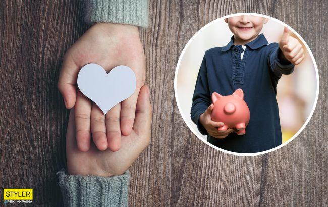 У Львові маленький хлопчик віддав усі свої заощадження на лікування дівчинки: приніс скарбничку із монетами