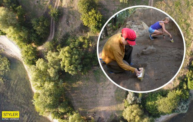 Археологи нашли печь времен Киевской Руси: что и как готовили украинцы тысячу лет назад