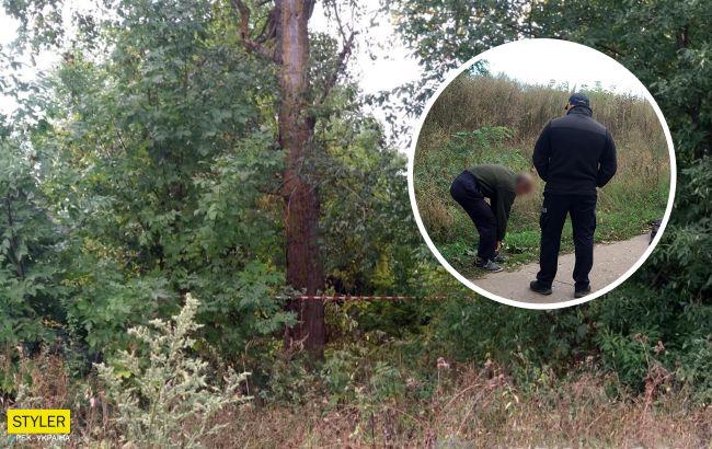 Под Сумами отец убил 3-летнего сына в лесу: связал руки и надел на голову пакет