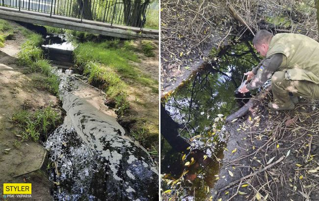 Важкі метали та хімія: у Хмельницькому сміттєзвалище сильно забруднює воду в озері (фото)
