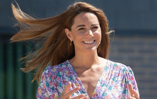 Мини-юбка и кеды: Кейт Миддлтон удивила неожиданно смелым нарядом