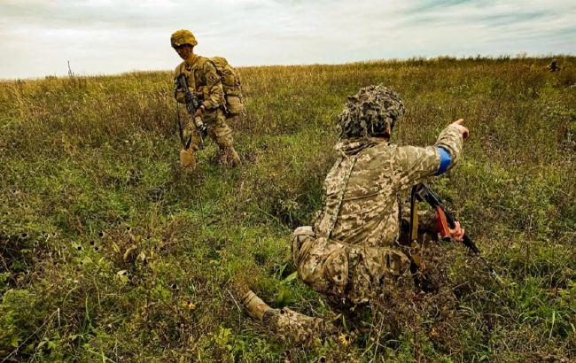 Военные Украины и США провели совместное десантирование на учениях Rapid Trident-2021