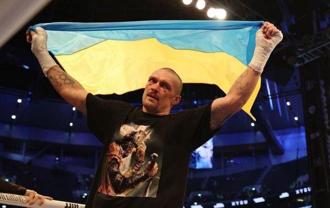 """Усик розповів, чому давав інтерв'ю українською: """"подумав, що буде не дуже красиво"""""""