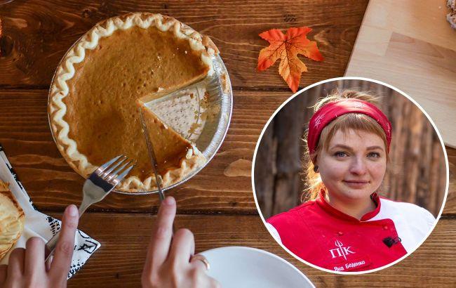"""Повар """"Адской кухни"""" дала вкусный рецепт тыквенного чизкейка для детей и взрослых"""