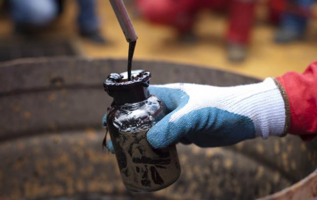 Фото: північноморська нафта марки Brent