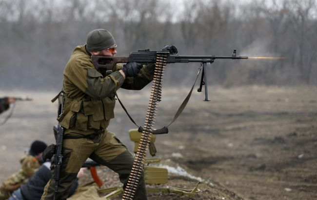 За минулу добу бойовики обстріляли позиції ЗСУ 75 разів
