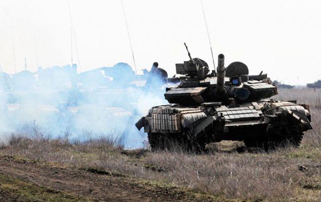 За минулу добу позиції сил АТО були обстріляні 42 рази