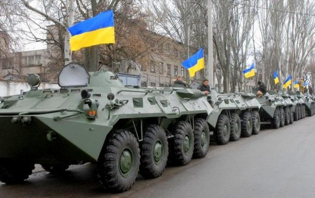 Кабмін виділив 7 млрд гривень на розвиток озброєння для армії