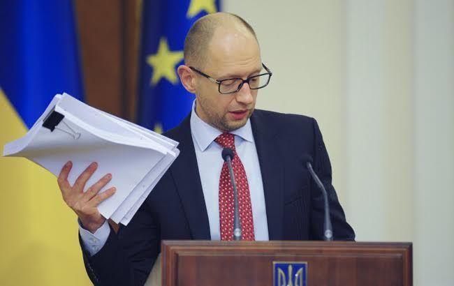 Спорный Кабмин: что обещает Яценюк для сохранения своего кабинета в 2016 году