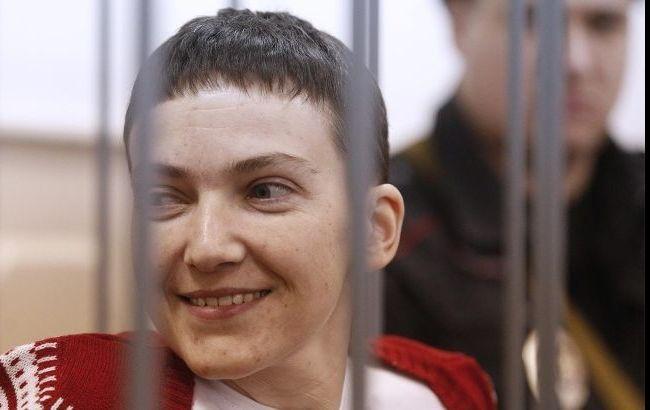 Фото: суд над Савченко