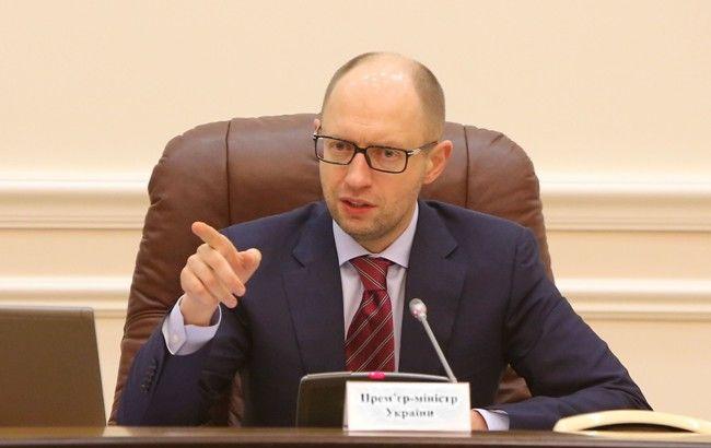 Яценюк запропонує новий склад Кабміну, Полторак анонсував кадрову чистку в Міноборони та інші новини 8-9 серпня