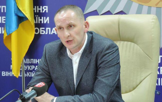 З-під варти звільнений екс-голова вінницької Нацполіції Шевцов