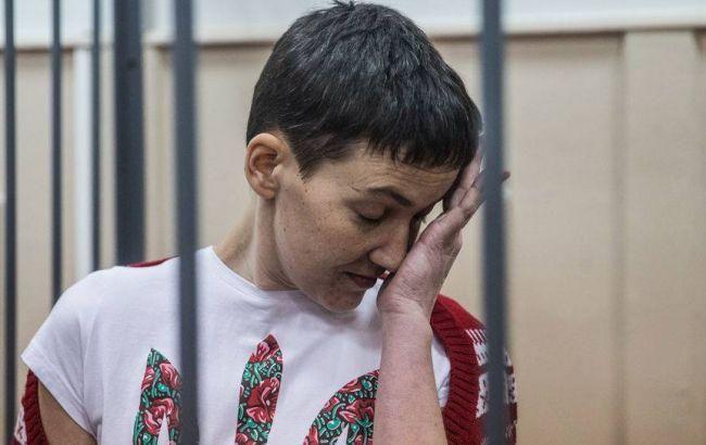 Вирок Савченко: другий день оголошення звинувачення