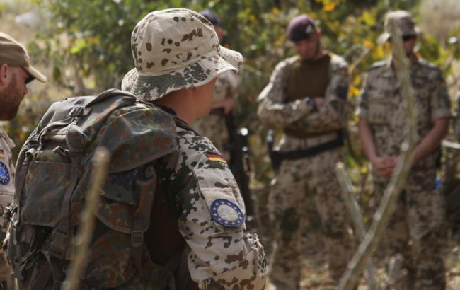 Боевики напали на базу военной миссии ЕС в Мали