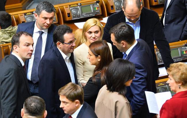 """""""Самопомич"""" не участвует в переговорах по новому правительству"""