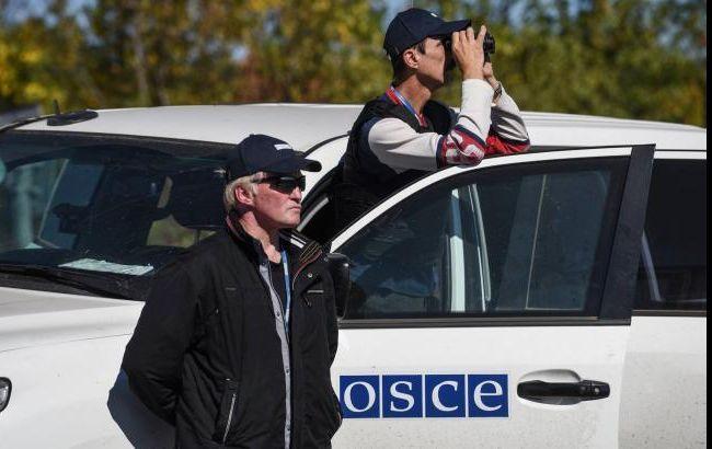 ОБСЕ не планирует покидать Донецк и Луганск