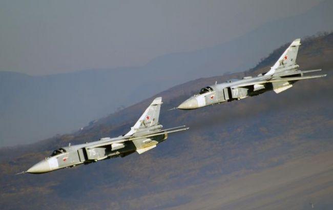 У Міноборони РФ заявили, що російська авіація з 20 березня знищила 320 бойовиків в Сирії