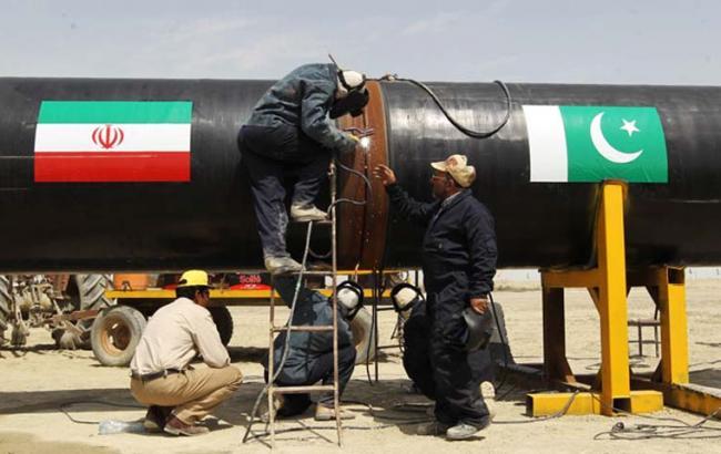 Пакистан і Іран збільшать торгівлю до 2021 року до 5 мільярдів доларів