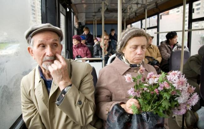 Новые начисления пенсий