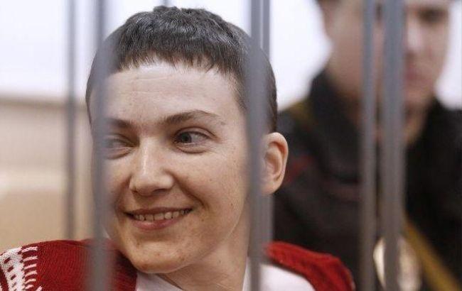 Савченко можуть обміняти на росіян, які відбувають покарання в США