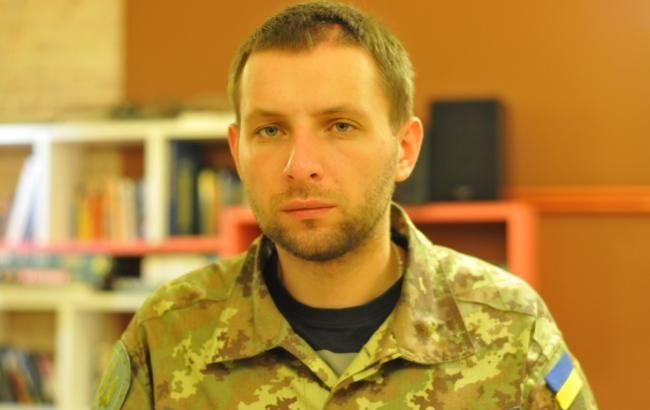 Фото: замах на Парасюка пов'язаний з його політичною діяльністю