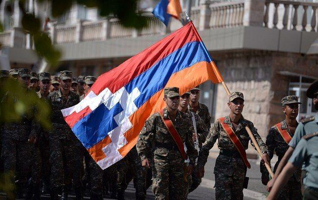 Фото: в Нагорном Карабахе возобновился конфликт