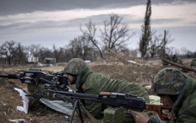В течение минувших суток боевики 61 раз нарушали режим прекращения огня