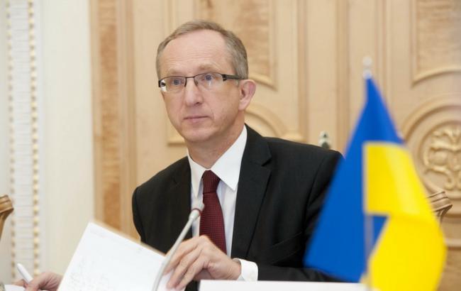 Томбинский: ЕК изменит регламент по предоставлению безвизового режима для Украины