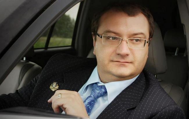 Фото: CCBE призвал Порошенко расследовать убийство Грабовского