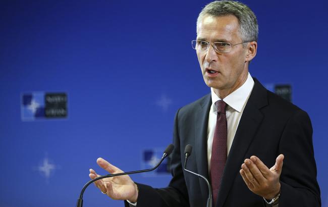 Столтенберг: НАТО не бачить неминучої загрози з боку РФ