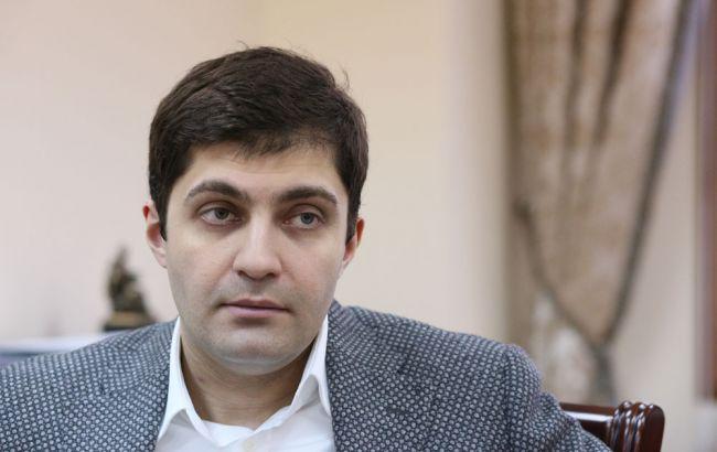 Фото: замгенпрокурора Украины Давид Сакварелидзе