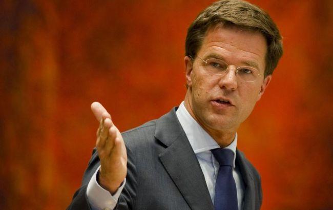 Нідерланди просять почекати з відмовою від асоціації з Україною