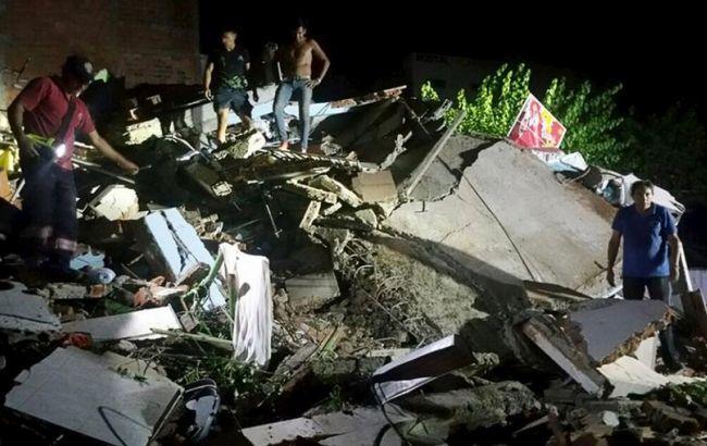 ВОЗ отправила в Эквадор бригаду экстренной медицинской помощи